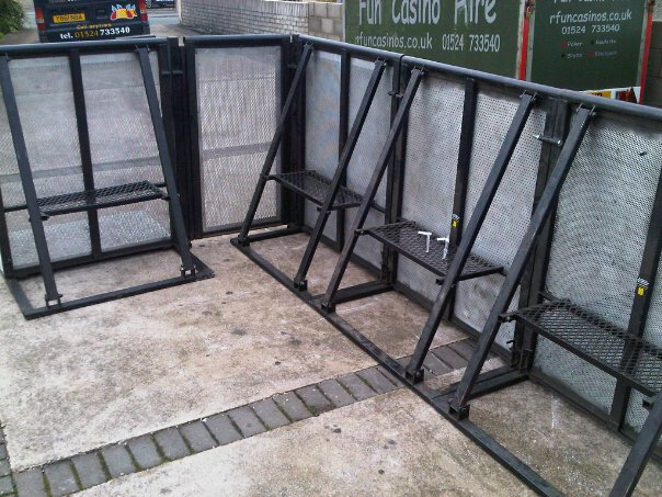 Pit Barrier Pit - Pit Barriers.co.uk - 01524 733540